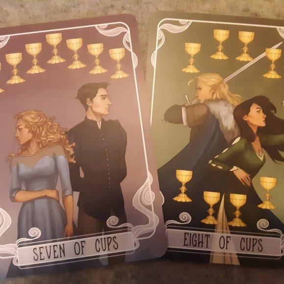 FairyLoot March 2020 Tarot Cards